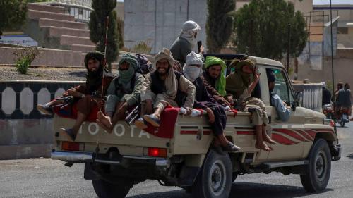 Afghan Truck
