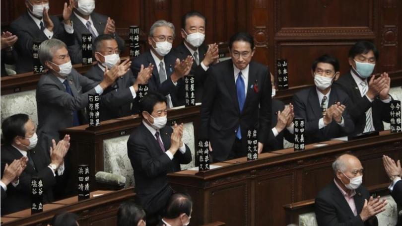 Japan 2021 Election PM