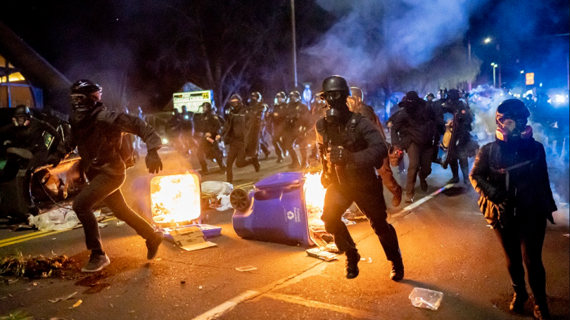 Image of Unrest