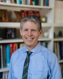 John Carey, the John Wentworth Professor in the Social Sciences and associate dean for the social sciences