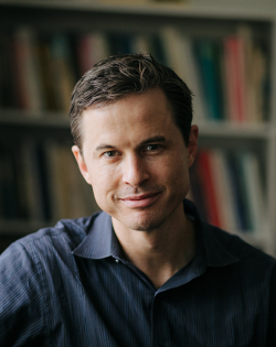 Brendan Nyhan, professor of government